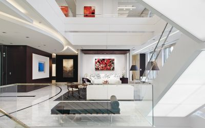 Alston & Bird LLP Renovation