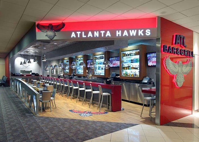 ATL Concourse A Buildout