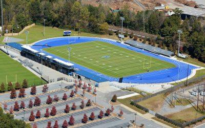 Pace Academy Football Field