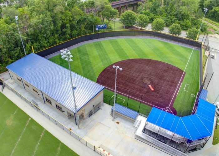 Pace Academy Softball Facility