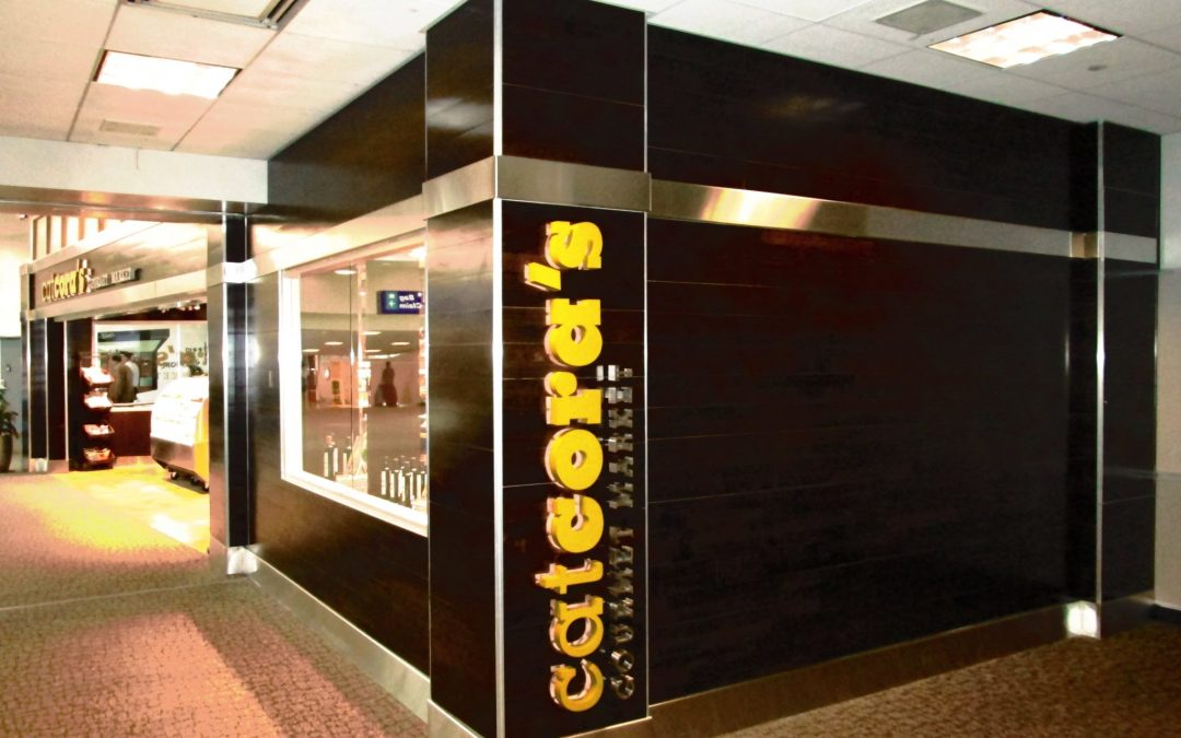 Cat Cora's Gourmet Market