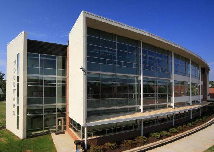 Woodward Academy Math and Science, LEED Gold