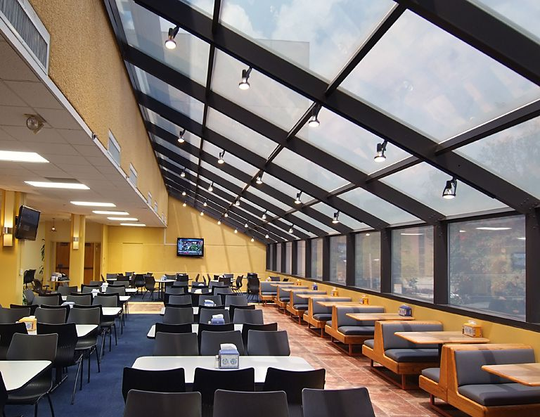 Georgia Tech Athletic Dining Room
